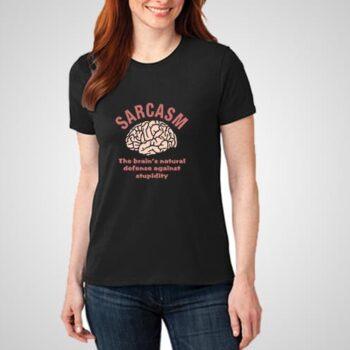 Sarcasm Definition Printed T-Shirt