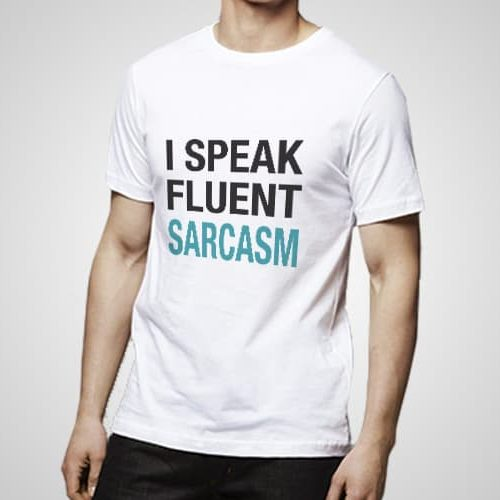 fe7496fa Sarcastic Quotes T-Shirts Archives - Cool Tees NZ