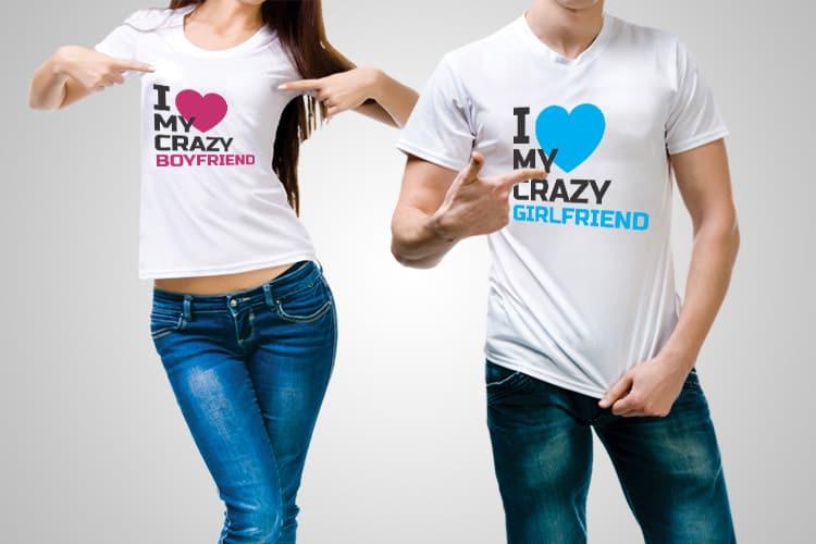 Crazy Boyfriend Girlfriend