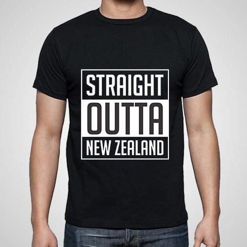 Straight Outta New Zealand