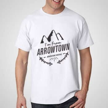 I'm from Arrowtown