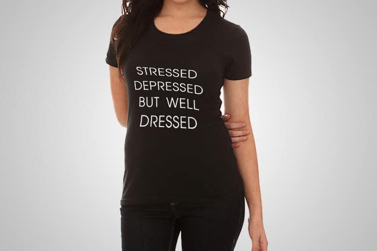 Stressed Depressed