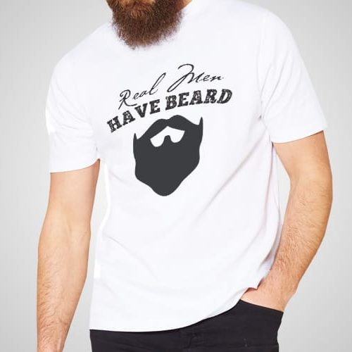 Real Men Have Beard