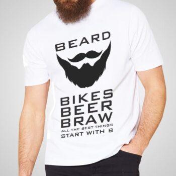 Beard Bikes Beer Braw