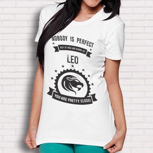 Leo Printed T-Shirt