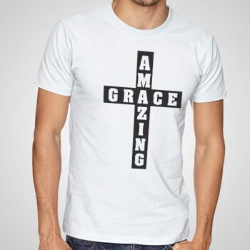 Amazing Grace Printed T-Shirt