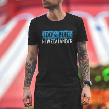 100% Pure New Zealander T-Shirt