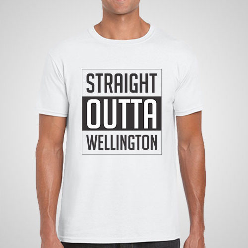 Straight Outta Wellington