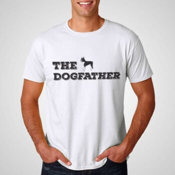 The DogFather Printed T-Shirt