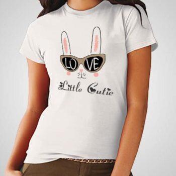 Little Cutie Printed T-Shirt