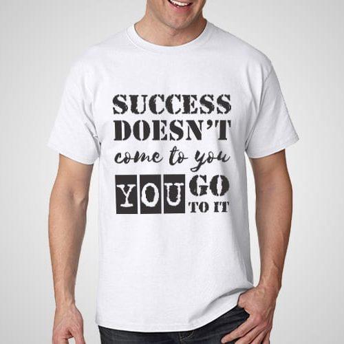 Success Printed T-Shirt