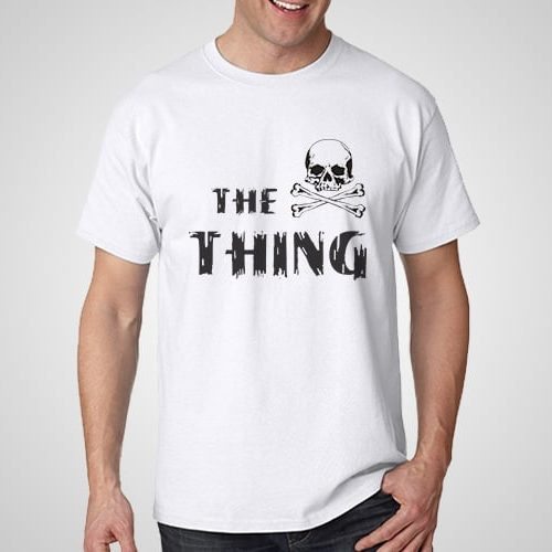 The Thing Printed T-Shirt