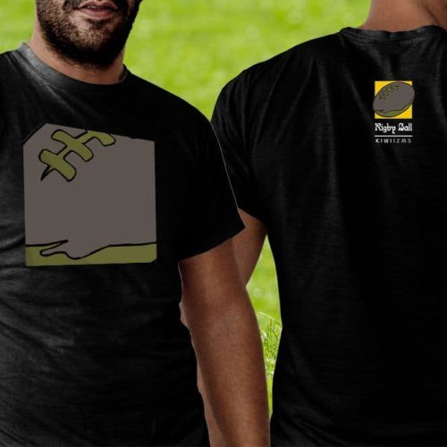 Rugby Kiwiizms Printed T-Shirt