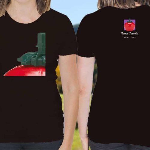 Tomato Sauce Kiwiizms Printed T-Shirt