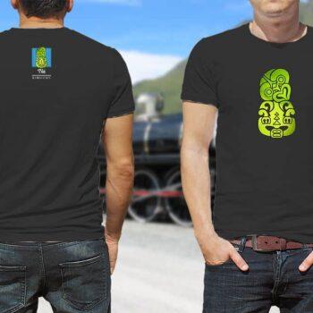 Tiki Kiwiizms Printed T-Shirt