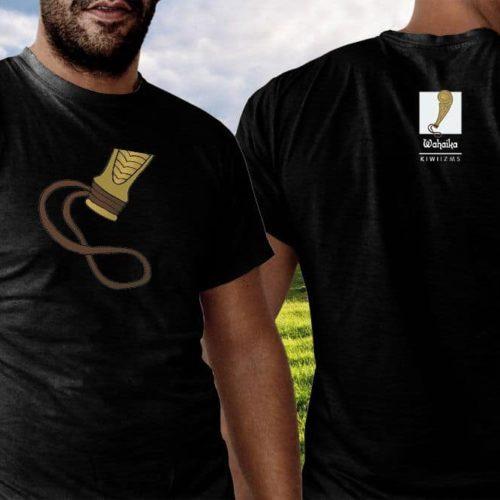 Wahaika Kiwiizms Printed T-Shirt