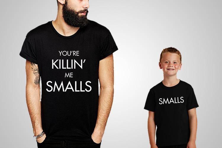 Killing Me Smalls T-Shirts