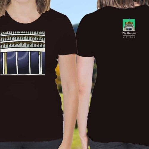 Beehive Kiwiizms Printed T-Shirt
