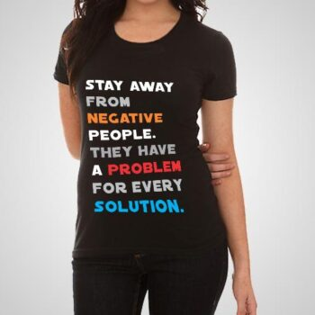 Negative People Problem T-Shirt