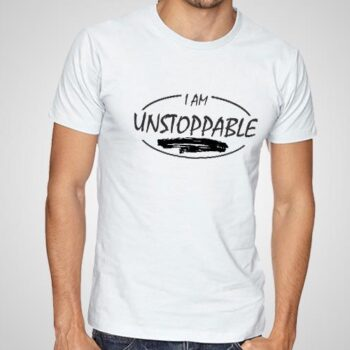 Unstoppable Printed T-Shirt