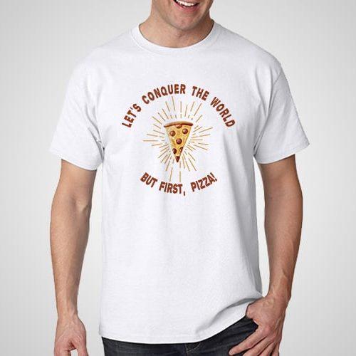 Pizza Conquer The World