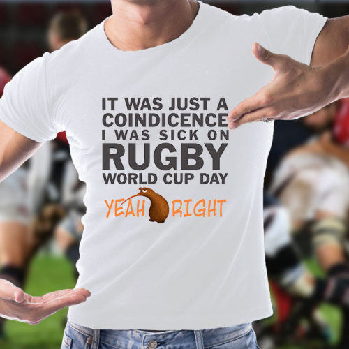 Rugby World Cup Day T-Shirt
