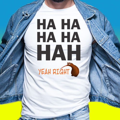 Ha Ha Ha Ha HAH T-Shirt