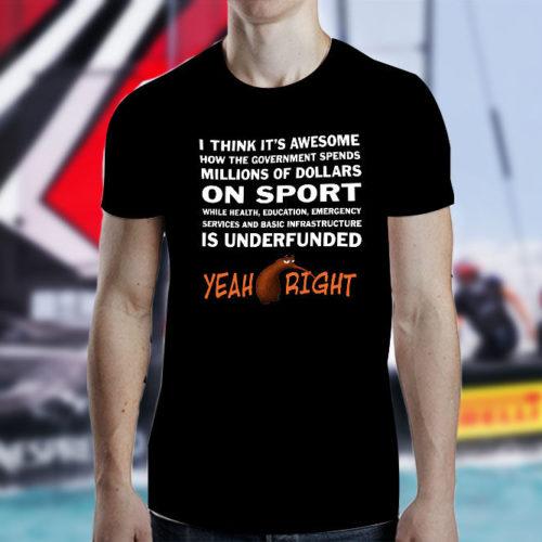 Underfunded T-Shirt