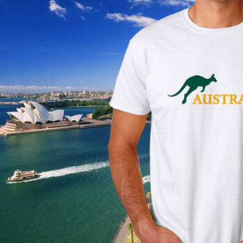 kangaroo Australia Classic T-Shirt