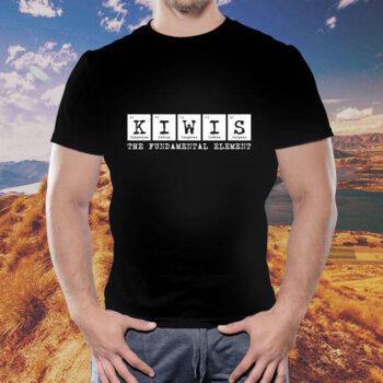 KIWIS The Fundamental Element T-Shirt