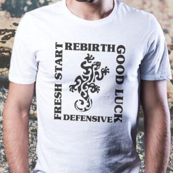 Gecko Symbolism T-Shirt
