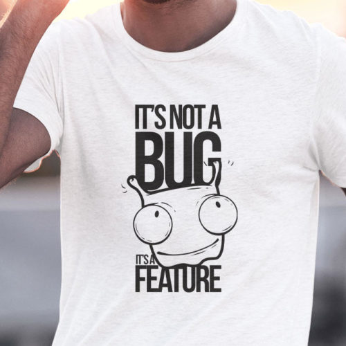 Bug Feature T-Shirt