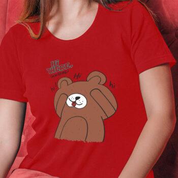 Cute Bear T-Shirt