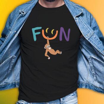 Monkey Fun T-Shirt