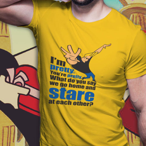 Stare At Each Other T-Shirt