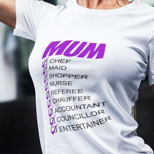Mum Definition T-Shirt