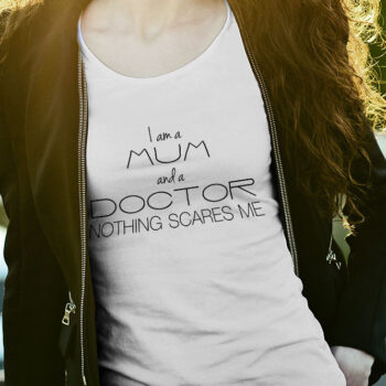 Nothing Scares Doctor Mum