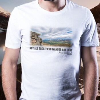 Northern Southland Landscapes NZ T-Shirt