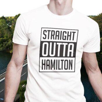 Straight Outta Hamilton T-Shirt