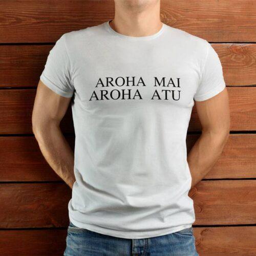 Aroha Mai Aroha Atu T-Shirt