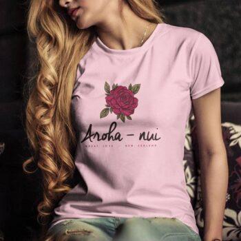 Aroha Nui T-Shirt