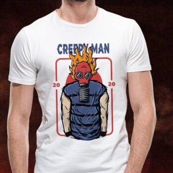 Creepy Man T-Shirt