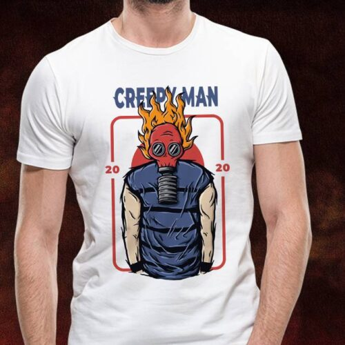 Creepy Man T-Shirt