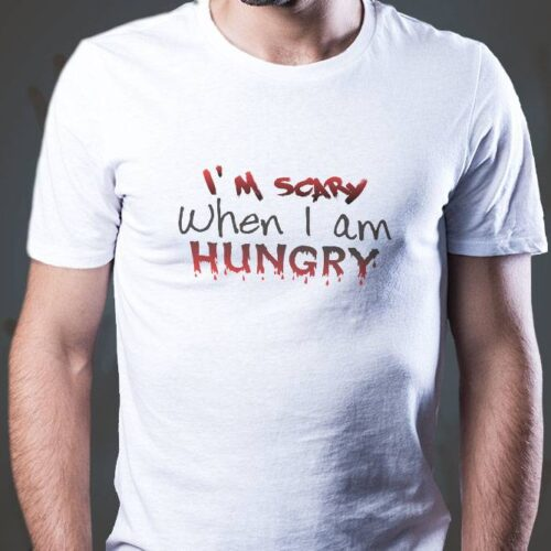 Scary Hungry T-Shirt