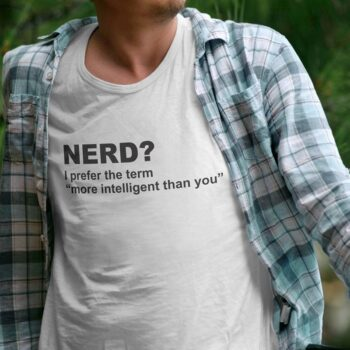 Nerd Definition T-Shirt