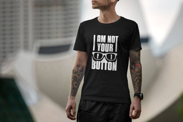 F1 Button T-Shirt