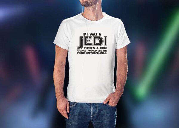 Funny Jedi T-Shirt