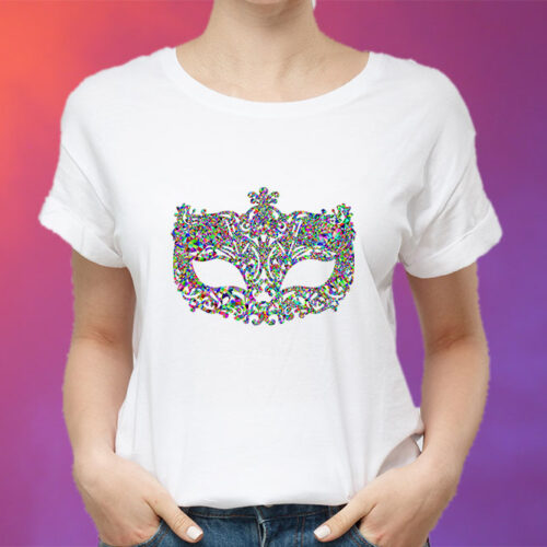 Psychedelic Mask T-Shirt