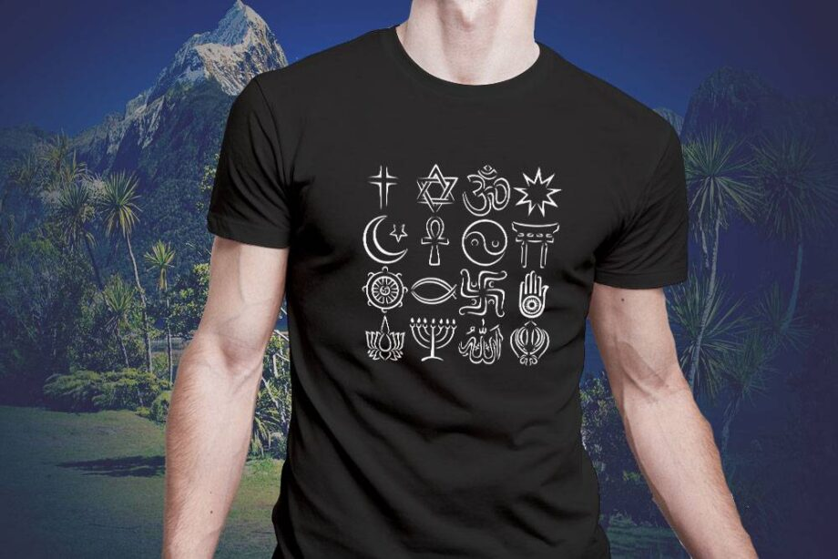 Religious Syncretism T-Shirt
