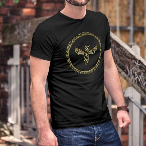 Artistic Bee T-Shirt